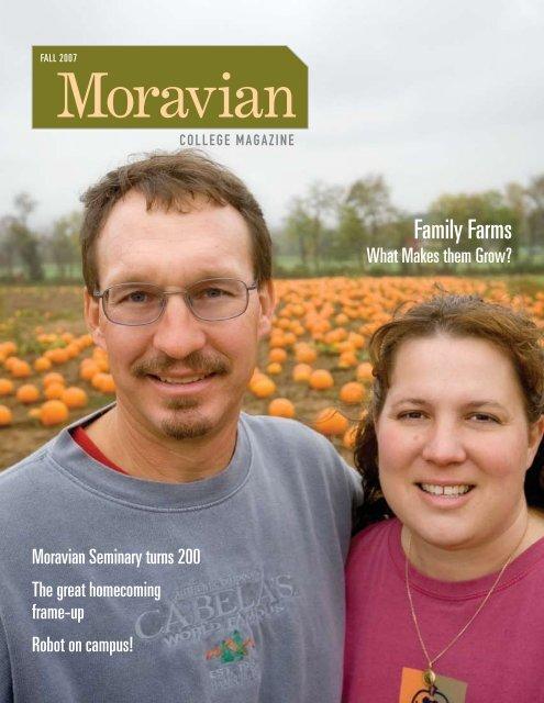 Family Farms - Moravian College
