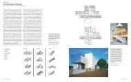 Ein Thema und 19 Variationen - Bauwelt