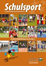 BR_Schulsport.2010_2011 - Bildungsserver Mecklenburg ...