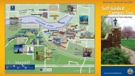 Self-Guided Campus Tour - University of Wisconsin-Eau Claire