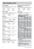 2012 Club Handbook - Kembla Joggers - Page 6