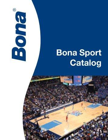 Bona Sport Catalog