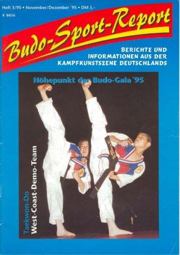 Budo-Sport-Report Heft 3-95