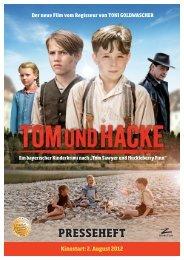 PRESSEHEFT - Tom und Hacke