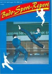 Budo-Sport-Report Heft 1/95