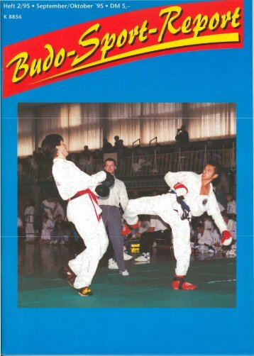 Budo-Sport-Report Heft 2-95