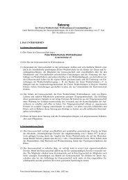 Satzung - Freie Waldorfschule Wolfratshausen