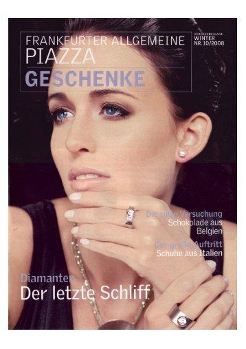 Der letzte Schliff (PDF) - Freiesleben