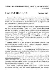 CARTA CIRCULAR - Freie Volksmission Krefeld