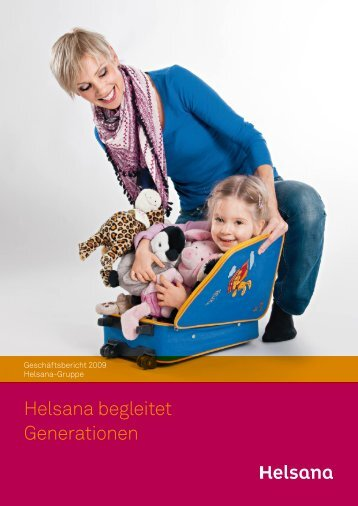 Helsana begleitet Generationen