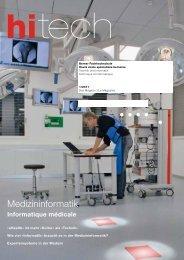 Medizininformatik - hitech - Berner Fachhochschule