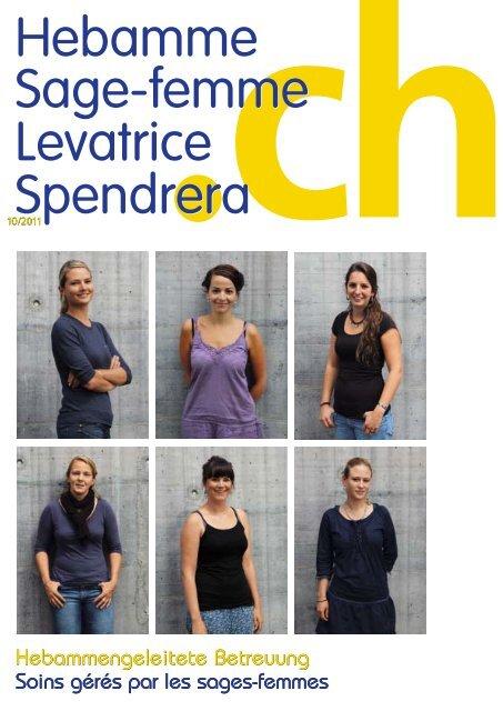 sages-femmes - Schweizerischer Hebammenverband