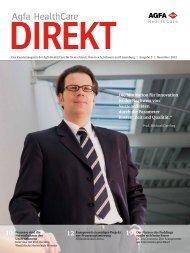 Ausgabe 3 - Dezember 2012 - Agfa HealthCare