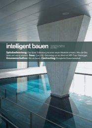 intelligent bauen - ARIGON Generalunternehmung AG