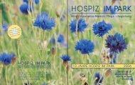 Hospiz Folio 2006 - Hospiz im Park