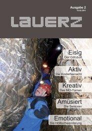 Ausgabe 2 - Gemeinde Lauerz
