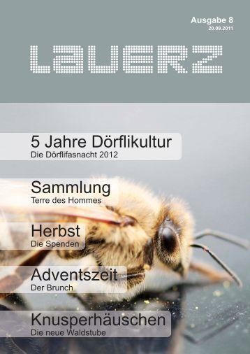 Sammlung Knusperhäuschen 5 Jahre ... - Gemeinde Lauerz