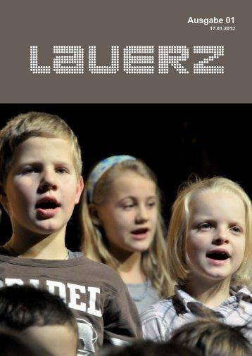 Ausgabe 01 - Gemeinde Lauerz