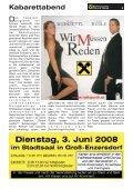 Mai 2008 - Raiffeisenkasse Orth - Seite 3