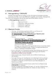 Wartungsanleitung/Checkliste Therapie-Kinderbett JEREMIA 1