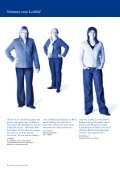 Geschäftsbericht 2007 - Spitex Basel - Page 6