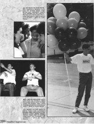 11 - Harding University Social Club Scrapbooks