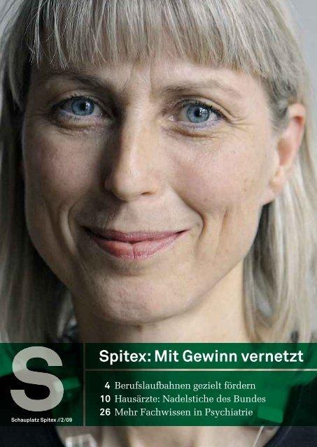 Schauplatz als Onlineversion - Spitex Verband Kt. St. Gallen