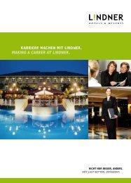 Download PDF - Lindner Hotels & Resorts