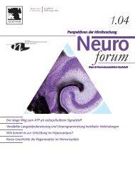 Der lange Weg zum ATP als extrazellulärem Signalstoff Verstärkte ...