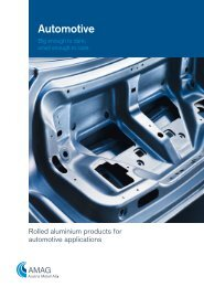 Automotive brochure - Amag.at
