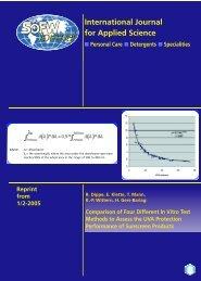 International Journal for Applied Science - BiblioScreen la revue ...