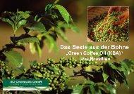 melscreen ® coffee org - SLI Chemicals GmbH