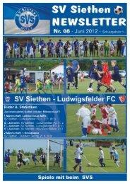 Newsletter 08 01.06.2012