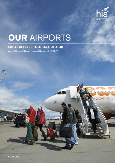 Highlands and Islands Airport's Annual Report (3MB pdf - Scottish ...
