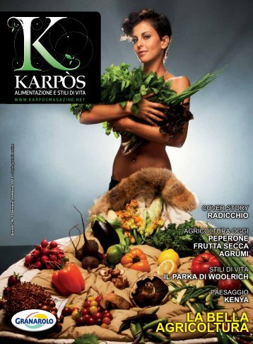 Karpos Magazine - Alimentazione e stili di vita - n 1 - gennaio febbraio 2013