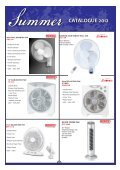 SUMMER CATALOGUE 2012 - NuWorld Industries - Page 6