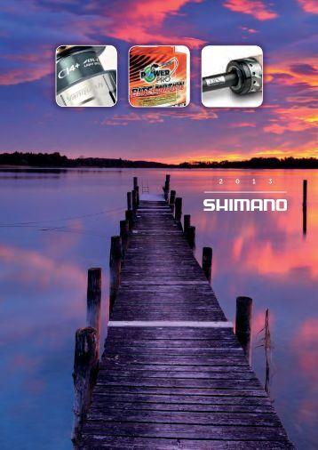 Catalogo Italiano Shimano 2013