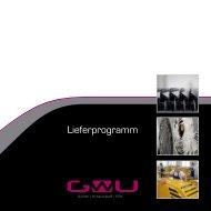 Lieferprogramm Von A – Z - Gummi Welz GmbH & Co. KG
