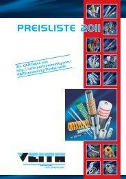 Download Preisliste - Veith KG