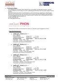 Ausschreibungstexte der UNIGLAS - Frerichs Glas - Seite 2