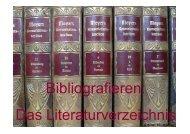 Powerpoint-Vortrag Bibliographie (Version Nov.2012) - Gymnasium ...