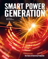 The Future of Electricity Production - Smart Power Generation