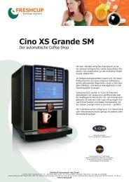 Cino XS Grande SM - Freshcup Deutschland DLR GmbH