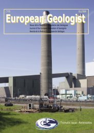 EGM 29.new.pdf - European Federation of Geologists
