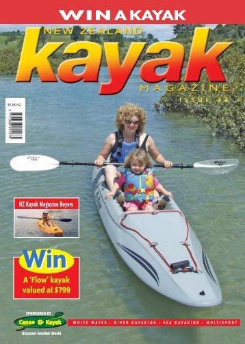 C&K mag #34 dps-f spg - Canoe & Kayak