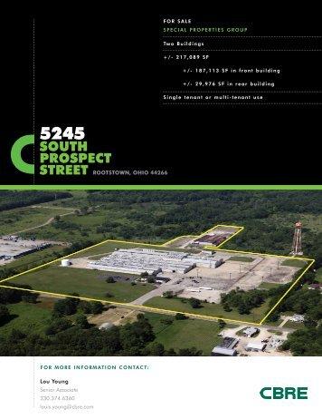 view brochure - CBRE