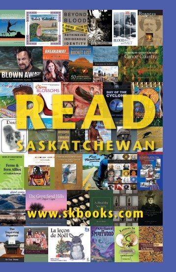 Read Saskatchewan Catalogue - Saskatchewan Publishers Group