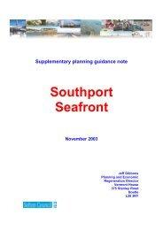 PLI version Southport Seafront SPG - Sefton Council