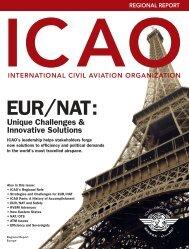 EURNAT Regionnal Report - ICAO EUR/NAT Office