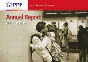 Annual Report - IPPF - International Planned Parenthood Federation